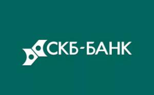 СКБ банк - на диване