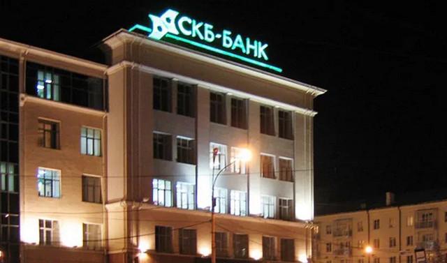 Здание СКБ банка