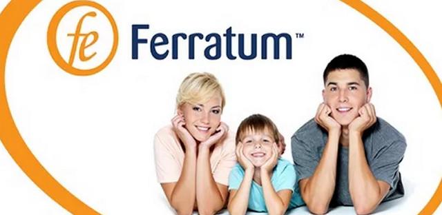 Логотип МФО Ферратум займ