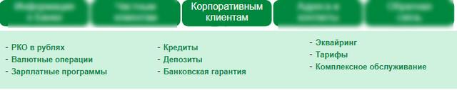 Услуги для корпоративных клиентов от банка Земский