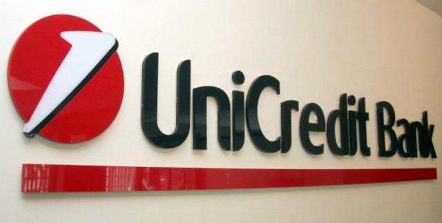 Логотип банка Юникредит