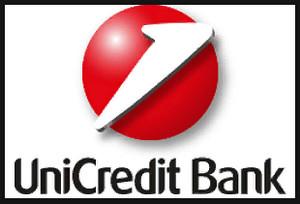 ЮниКредит банк логотип