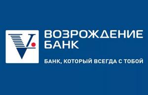 Возрождение банк логотип