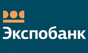 Экспобанк логотип