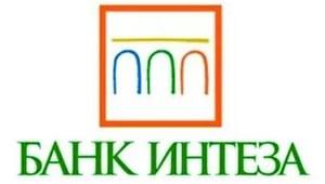Логотип Интеза банка