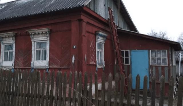 Половина дома в деревне которую нужно выкупить