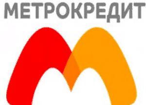 Метрокредит логотип