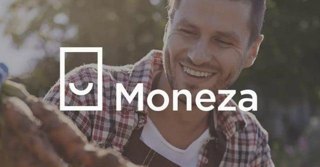 Логотип Монеза онлайн