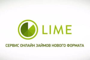 Лайм займ логотип