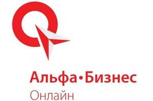 Альфа банк Альбо логотип