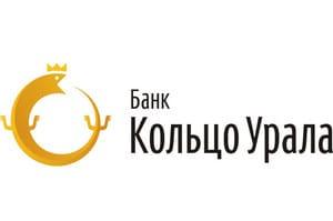 """Банк """"Кольцо Урала"""" логотип"""